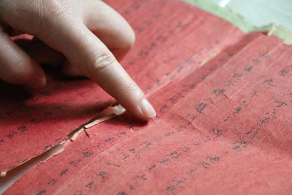 公共   百米婚书长卷,见证百年中国爱情
