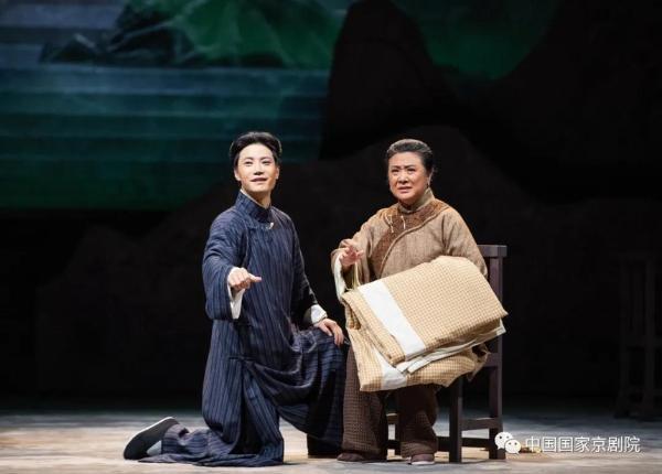 艺术 国家京剧院著名京剧表演艺术家袁慧琴解读《风华正茂》的艺术之美