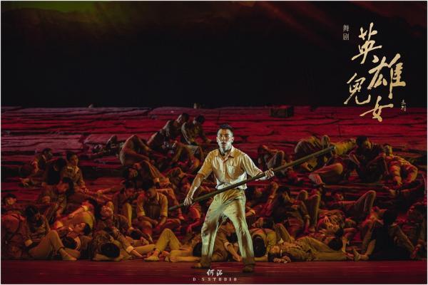 艺术   中国歌剧舞剧院副院长许宁谈《英雄儿女》如何传递红色文化基因