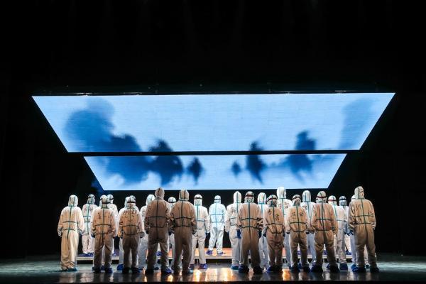 演出   武汉人艺话剧《逆行》或将于明年开启全国感恩巡演