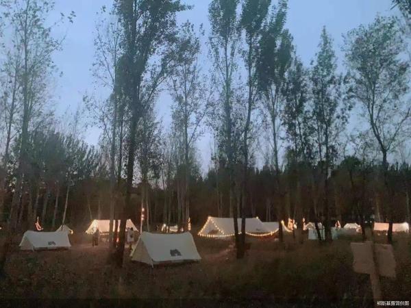 熊斯基露营供图
