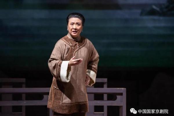 艺术|国家京剧院著名京剧表演艺术家袁慧琴解读《风华正茂》的艺术之美