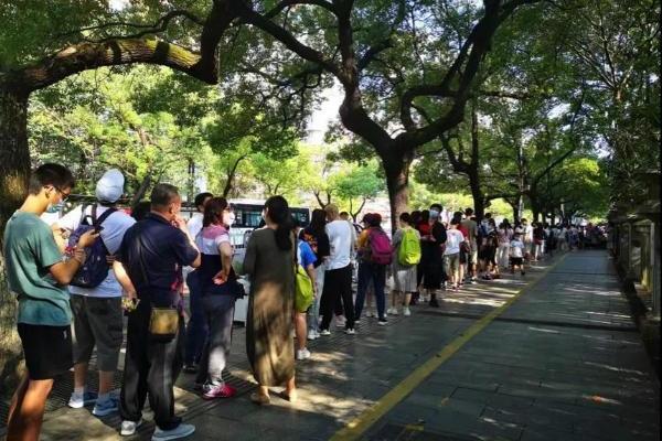 旅游 | 国庆首日湖南文旅市场回温 107家A级景区接待游客近百万人次