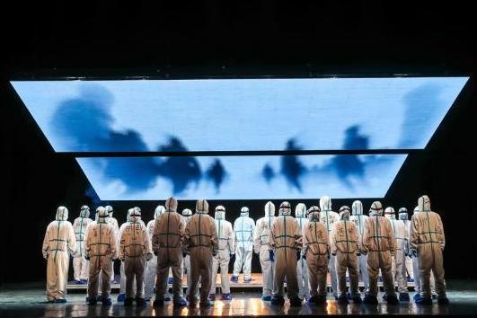 武汉人艺话剧《逆行》或将于明年开启全国感恩巡演