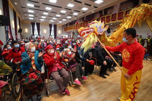 公共 | 北京民俗博物馆重阳节文化活动走进敬老院