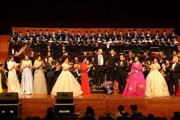 艺术 | 著名作曲家禹永一作品音乐会亮相长春 奏响歌颂祖国和家乡的秋日恋歌