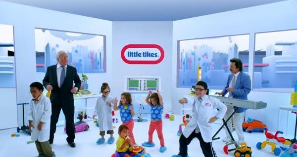 "kidsland代理Little Tikes 小泰克,孩子们的全能""好朋友"""