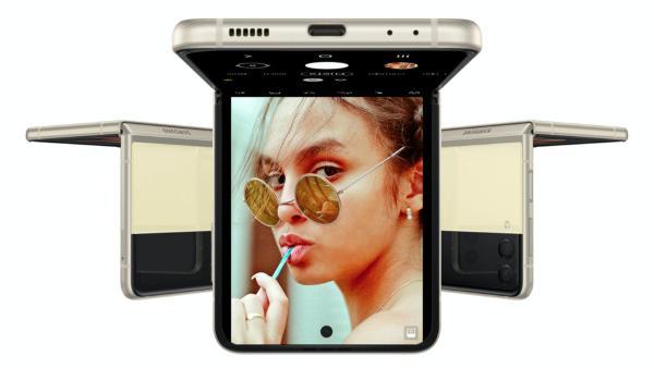 你想要的高审美、真精致 三星Galaxy Z Flip3 5G身上都有