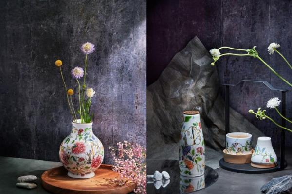 上海滩Shanghai Tang联合Mooyee物意家居 推出限量版「一瓶」家居品系列