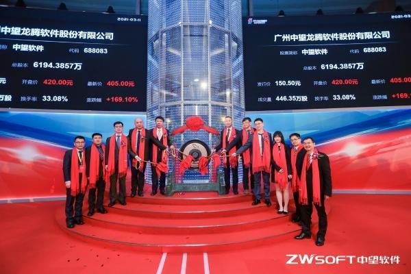 """""""奋进者""""中望与中国工业软件的""""突围""""之旅"""