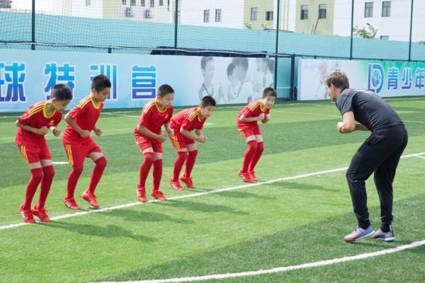 精细化青少年足球体能训练,乐动体育让球技提升变得更简单