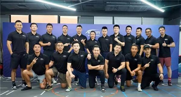 奥力来健身学院携手NASM  强强联手锻造更专业导师