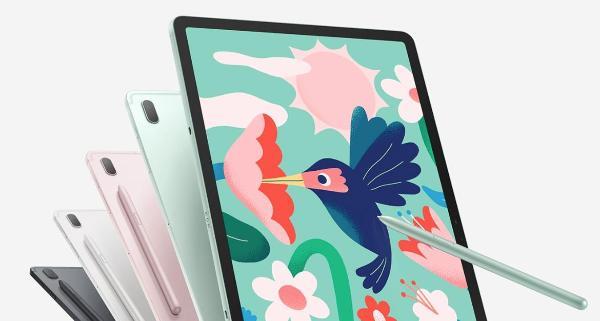 三星Galaxy Tab S7 FE Wi-Fi版开售在即 小长假宅家也精彩