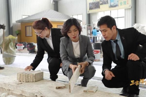 未来人居郭叶子不忘初心推动绿色建材发展 助推精品强国