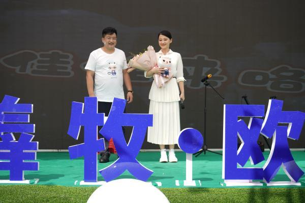 欧铂佳920纯羊国粉节狂欢盛典,体验式互动玩法掀起品牌热潮!