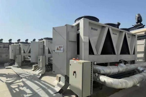 迪拜世博会中国馆用哪家空调?用得是海尔空调