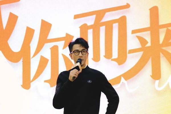 秋日速递丨大国品牌比音勒芬携手实力演员刘恺威惊喜联动