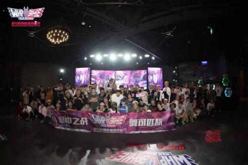 2021战马街舞杭州站打造完美HIP-HOP舞台 Icee大师课创最火爆现场