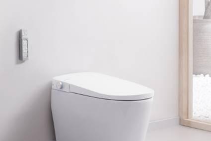 适合家用的卫浴产品——智米智能马桶盖一体机