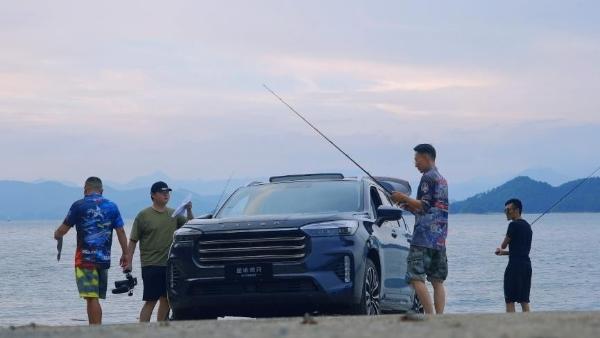 树立中国高端旗舰SUV价值典范,星途揽月400T 9月30日即将耀目上市