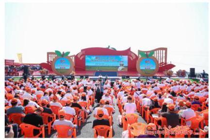 2021年中国农民丰收节宜昌主会场活动圆满落幕,全民共庆丰收喜悦