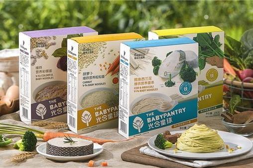 匠心凝造 Babycare旗下辅食品牌光合星球全面家族陆续上线