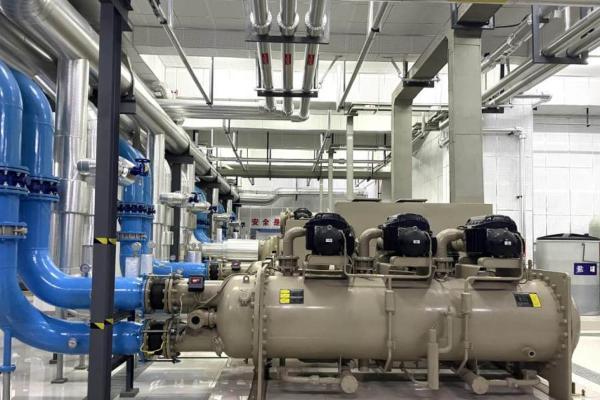空调电费居高不下?济南地铁大厦用海尔高效机房年省百万