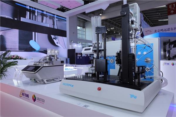 """五大高端科研设备亮相BCEIA,力扬高通量解决方案创造研发""""加速度"""""""