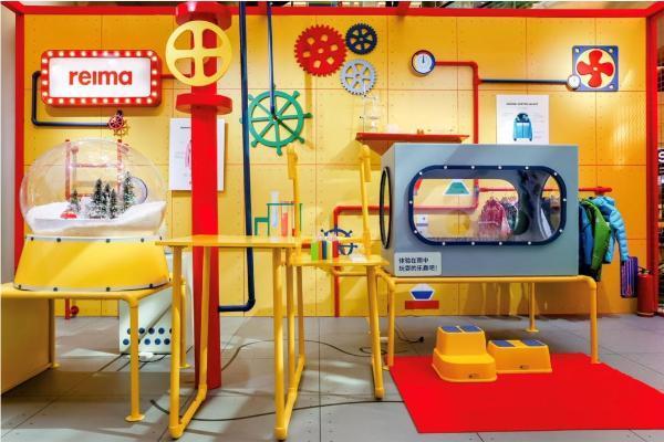 户外舒适全开,探索自然精彩 芬兰功能性童装品牌reima快闪店限时开启