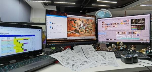 中国联通携手龙门石窟,国风文创《龙门奇妙境》预告片为国庆献礼