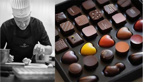 """巧克力中的""""高定""""Pierre Marcolini 进驻成都远洋太古里,邀你品鉴奢华浪漫!"""
