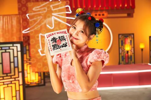 """幸福西饼发力中式点心——""""幸福楼""""国潮点心首家门店欢乐谷开业"""