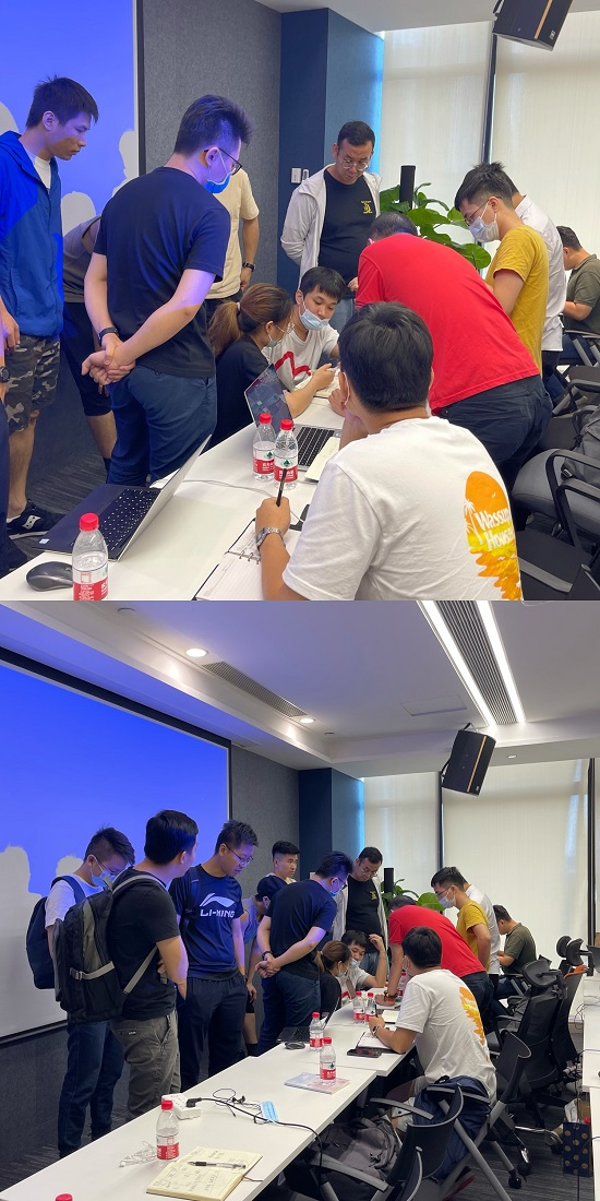 深圳独立站卖家挤爆教室,SHOPLINE的培训模式有什么不同?