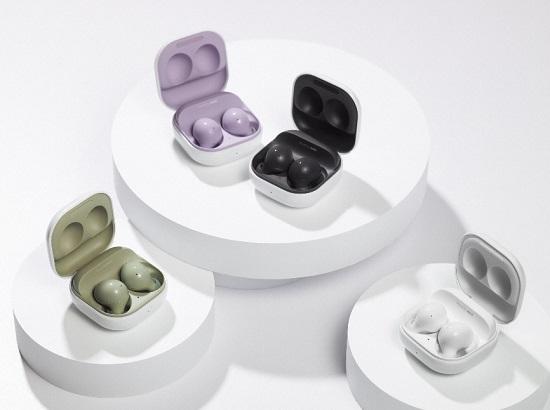 无线降噪耳机新秀 三星Galaxy Buds2预售进行时