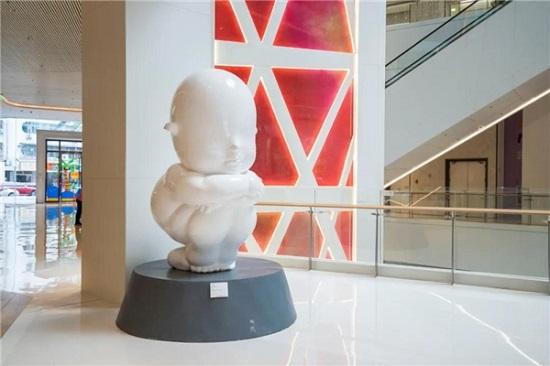 首届深圳湾区公共艺术季开启艺术x商业的新模式!!