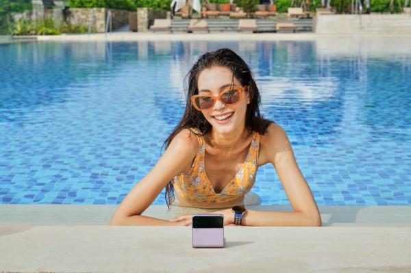 新设计新体验:三星 Galaxy Z Flip3 5G拍照功能全解析