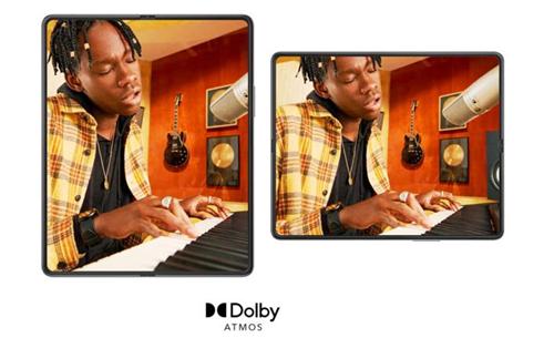 杜比全景声遇上折叠屏 三星Galaxy Z Fold3 5G打造沉浸式影音体验