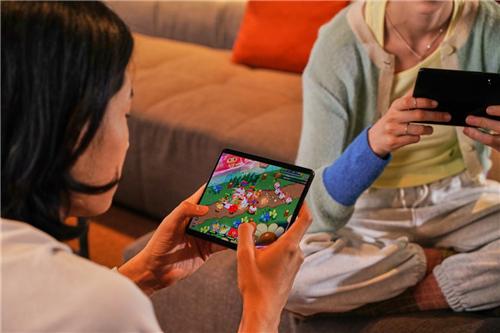 超乎想象!三星Galaxy Z Fold3 5G以沉浸式效果打造震撼娱乐体验
