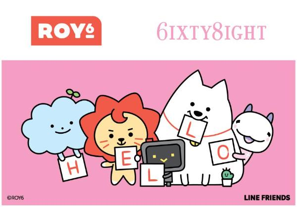 6IXTY8IGHT | ROY6合作系列正式登陆!