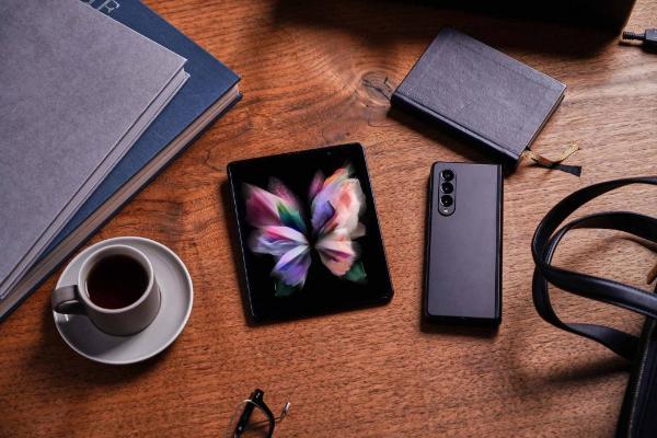 三星Galaxy Z Fold3 5G全面赋能移动办公 S Pen是生产力最优解