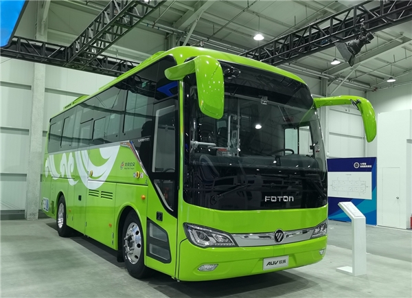 六位专家点评福田氢燃料汽车亮相服贸会