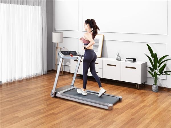 立足专业、品质甄选健身好物 京东运动上新立久佳H1跑步机