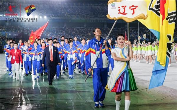 乔丹体育助力三地代表团 共见证全运会荣耀时刻