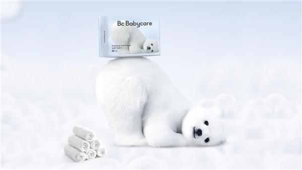 "Babycare小熊巾重新定义产品 带女性开启""绵柔""生活"