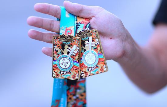 """""""七彩云南·天天马拉松""""首站线上赛报名中,民族特色奖牌等你来拿"""