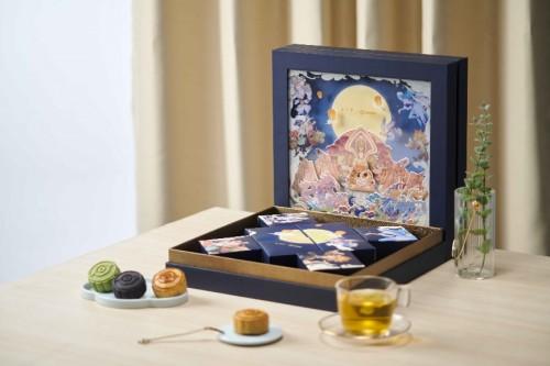 天猫超级品类日 五芳斋升级你的新潮月饼