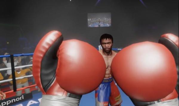 拳拳到肉的硬核VR游戏《拳击传奇曼尼》强势登陆奇遇3