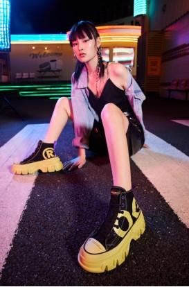 OGR机甲鞋新款上市,以「屾shēn」为名,破势而来