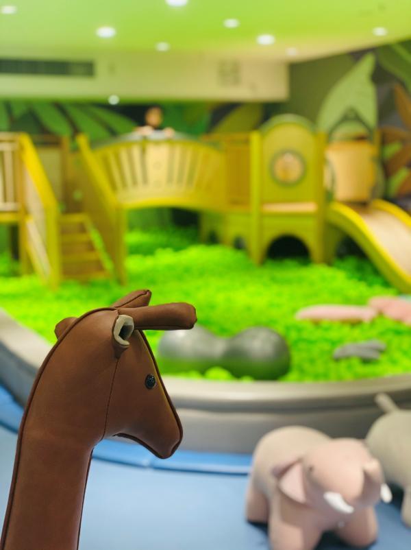 Mini Mars 超好玩的原创IP亲子乐园推荐