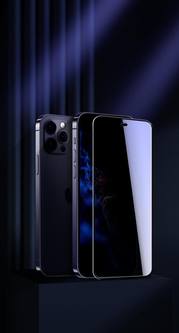 iPhone13等旗舰机专用,赛翡蓝宝石手机膜--贴膜材质的进阶之旅!